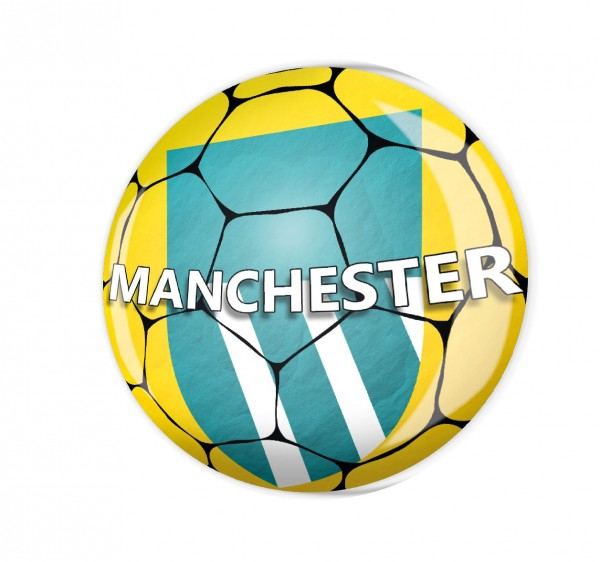Magnete MG03525 Fussball Manchester