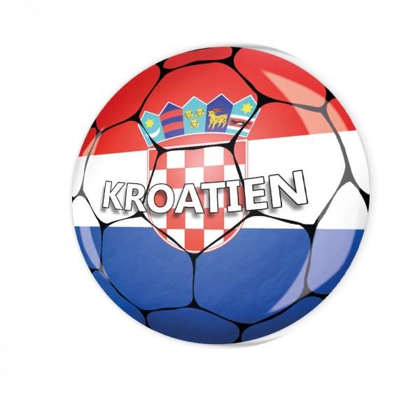 Magnete MG03539 Fussball Kroatien