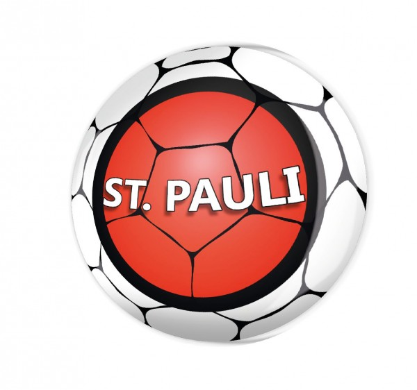Magnete MG03559 Fussball St.Pauli