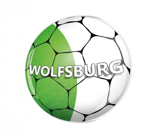 Magnete MG03528 Fussball Wolfsburg