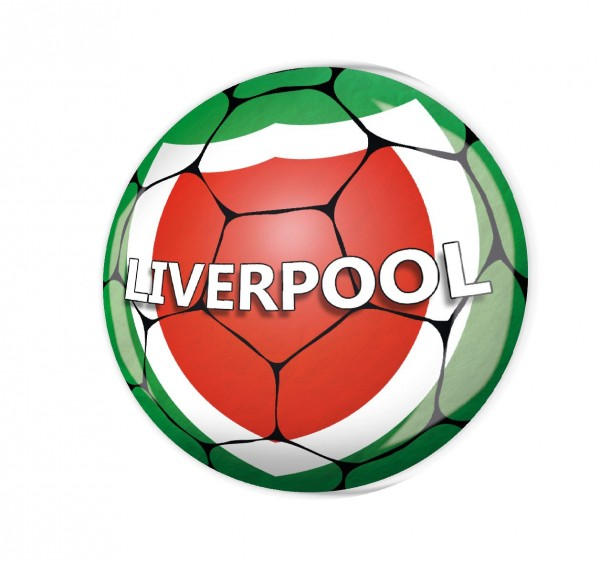 Magnete MG03522 Fussball Liverpool