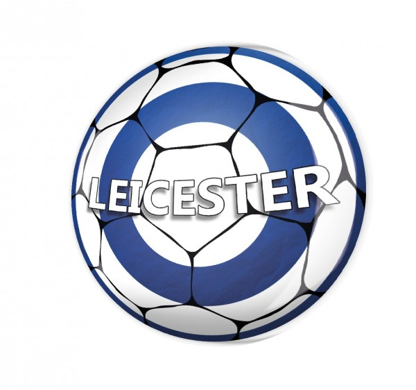 Magnete MG03520 Fussball Leicester