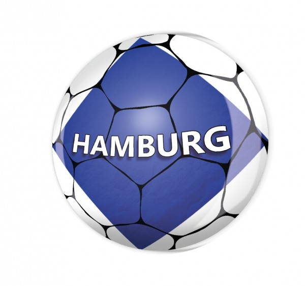 Magnete MG03514 Fussball Hamburg