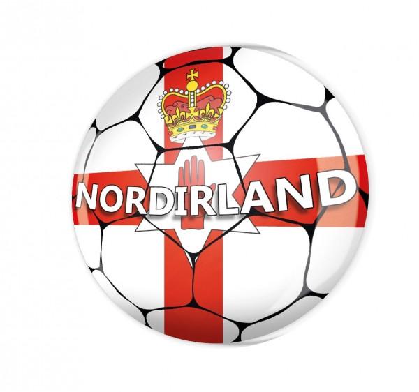 Magnete MG03540 Fussball Nordirland