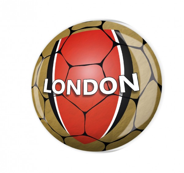 Magnete MG03523 Fussball London